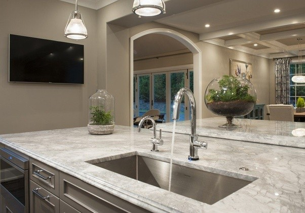 Which granite is a good match for White Shaker Cabinets ...