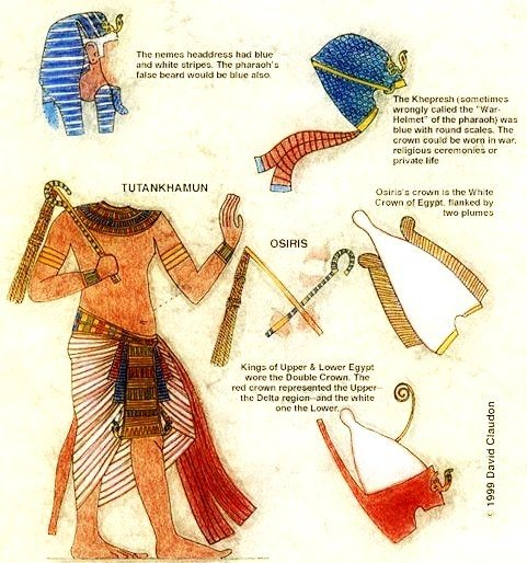 Fashion And Clothing In Ancient Egypt 74
