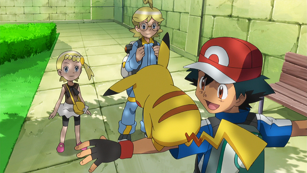 what is the pokémon xy anime synopsis quora