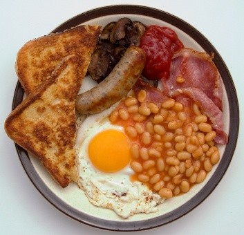 What do people of USA eat during breakfast? - Quora