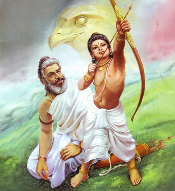 Falguna, Best Archer, Indian Mythology, shravmusingswrites, #BlogchatterA2Z, #AtoZchallenge