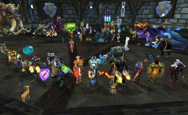With World of Warcraft's player base being reduced to 1 7 million