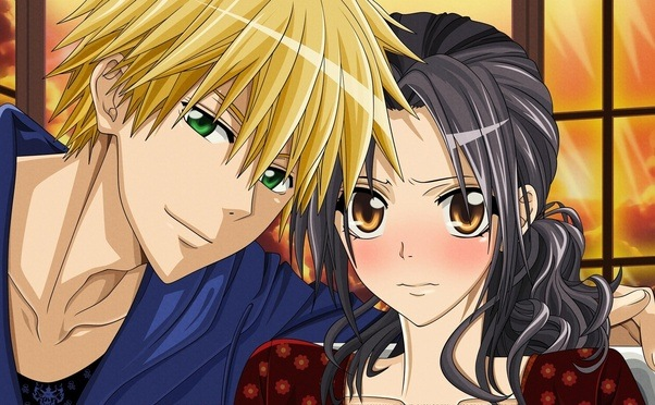 Its About This Girl Called Misaki Ayuzawa And Guy Usui Takumi Was My First Anime A Must Watch There Is Lots Of Comedy