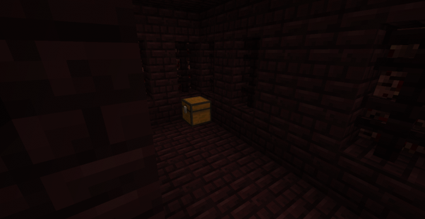 In Minecraft, if your Nether portal gets destroyed or you