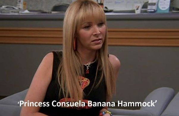 Friends Banana Hammock Friends Consuela Banana Hammock