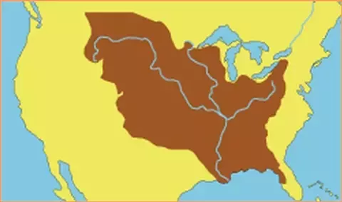 Why, and how did France own the Louisiana territory (Louisiana ...