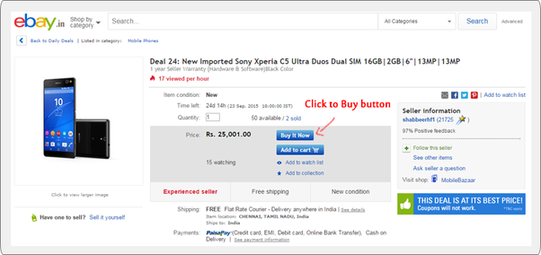 How To Find High Discount Ebay Coupons Quora