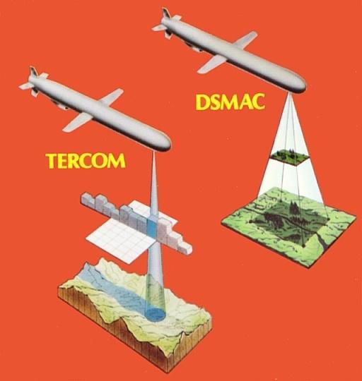 Resultado de imagen para TERCOM (Terrain Contour Matching)