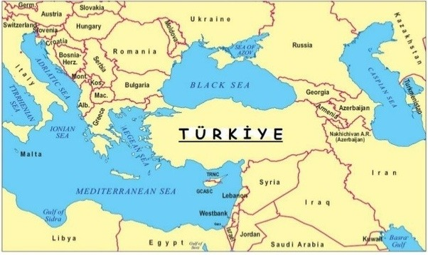 Why does Turkey have problems with almost all of their neighbouring ...