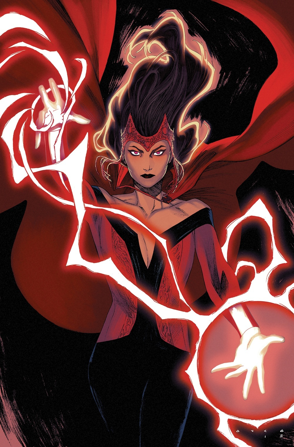 How do the Scarlet Witch powers work on Marvel Comics? - Quora