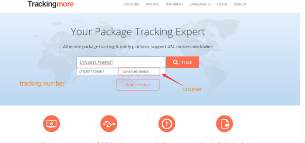 100+ Shipping Tracking Number Formats – yasminroohi