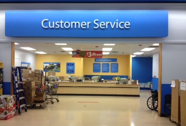 What time does customer service close at Walmart? - Quora