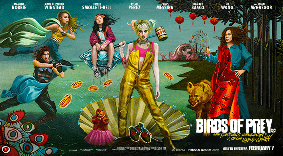 What Is Your Review Of Birds Of Prey And The Fantabulous Emancipation Of One Harley Quinn 2020 Movie Quora