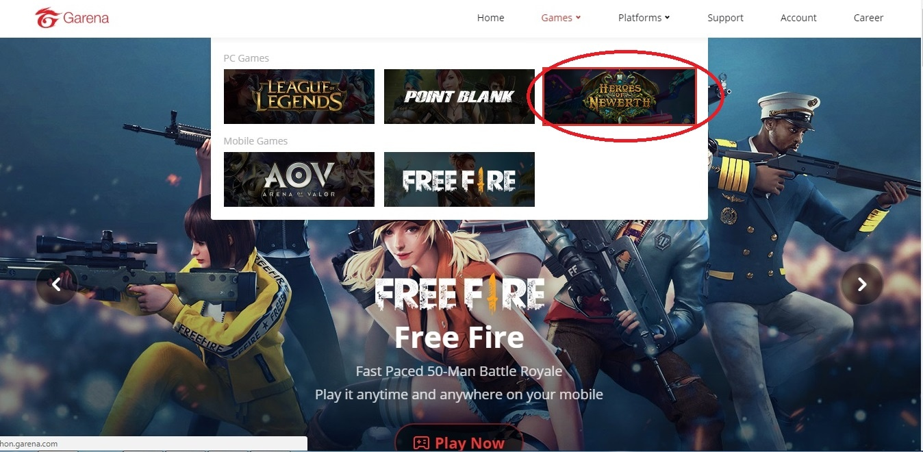 How to create an account on Heroes of Newerth - Quora