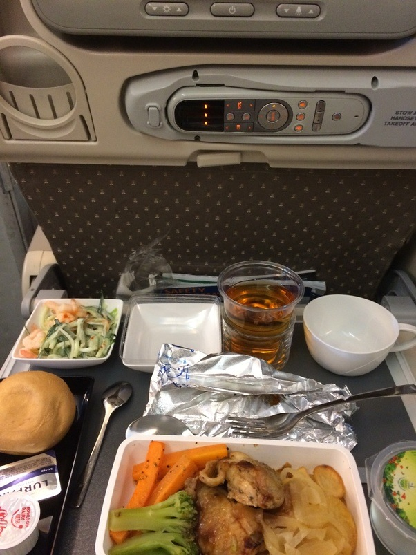 We Cant Do Much About The Former But Can Learn How To Make Our Plane Food Taste Better
