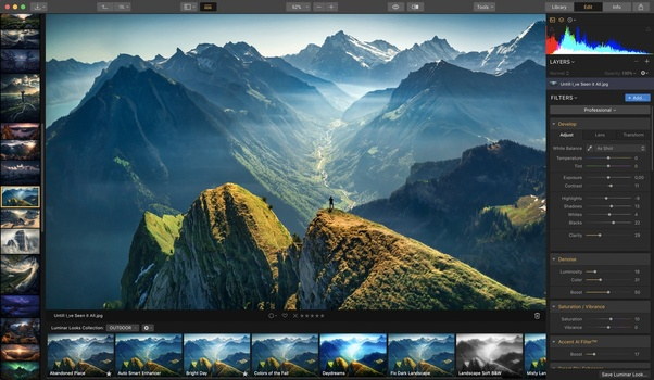 What is the best alternative to Adobe Lightroom? - Quora