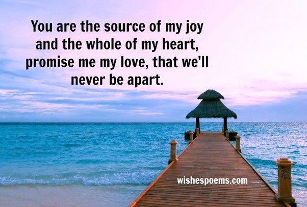 Good love poems