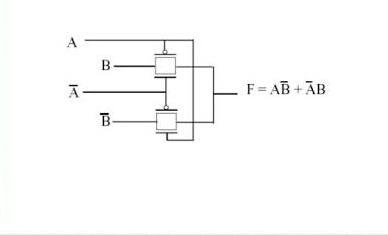 How to design XOR gate using MOSFET - Quora