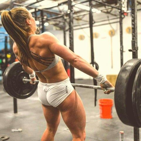 Are Back People More Geared To Build Muscle