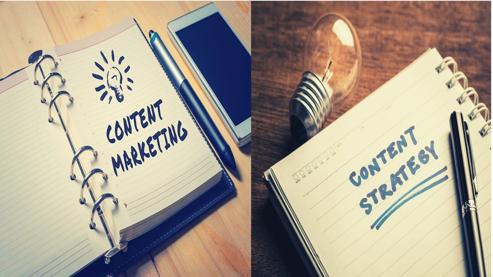 Which one should I give more importance to, content marketing or content strategy? - Quora
