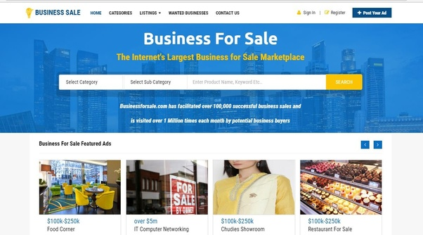 Sales business opportunities