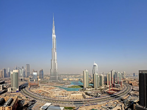 Is Dubai a country or a city? - Quora