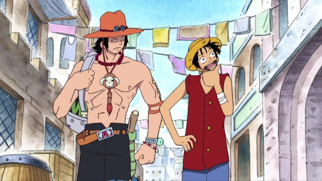 What if Akainu had killed Luffy during the Battle of