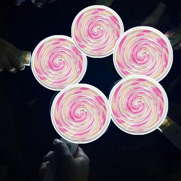 What is the prettiest K-pop light stick? - Quora