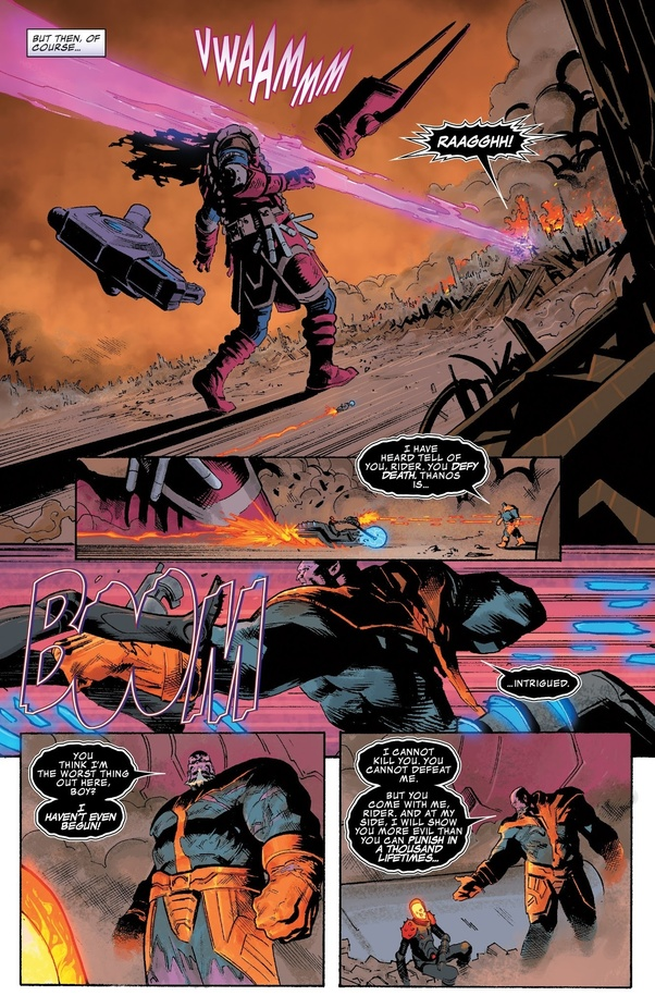 Who would win in a fight between Galactus and Thanos? - Quora