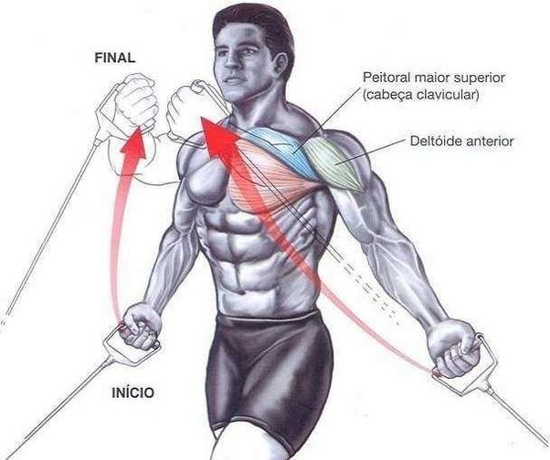 How can a boy fix his lower chest at the gym? - Quora