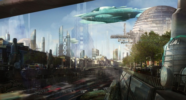 What will the 2090s look like? - Quora