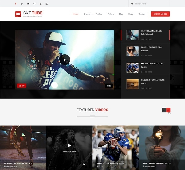 Which WordPress theme is for a film festival? - Quora