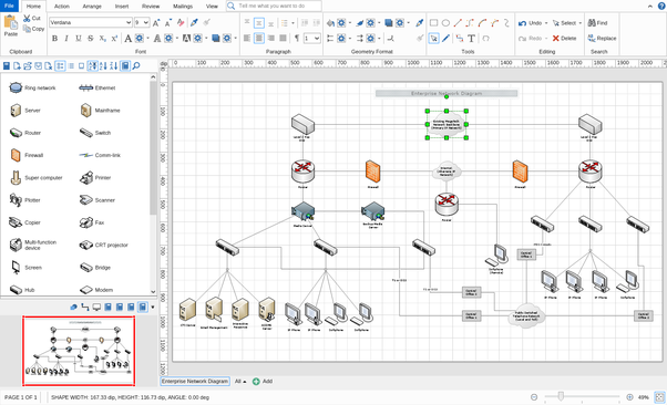 What Are The Best Online Microsoft Visio Alternatives