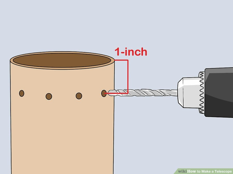 How to build a telescope quora