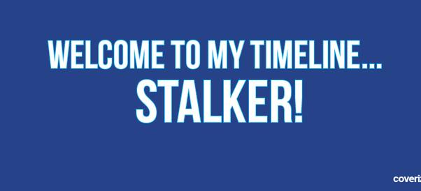 Am i a facebook stalker