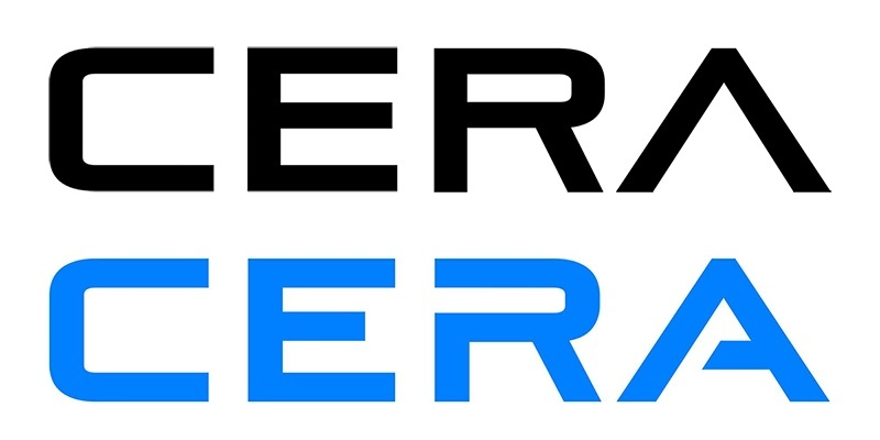 What font is used for cera logo? - Quora