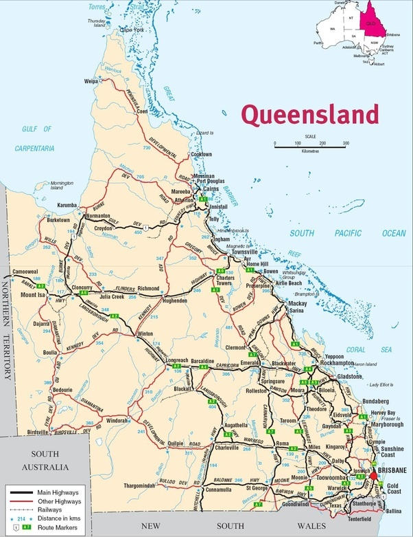 what are the different states in australia quora
