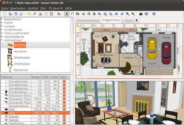 Apa Aplikasi Program Komputer Yang Bisa Digunakan Seperti Milimeter Blok Misalnya Untuk Membuat Denah Bangunan Secara 2d Atau Membuat Rangka Gambar 3d Quora