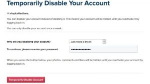 How to log in to my Instagram when it keeps telling me that