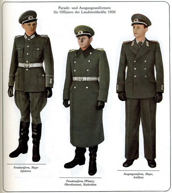 Historically, why are German military uniforms black or grey? - Quora