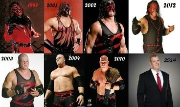 Why did WWE superstar Kane use to wear a mask?
