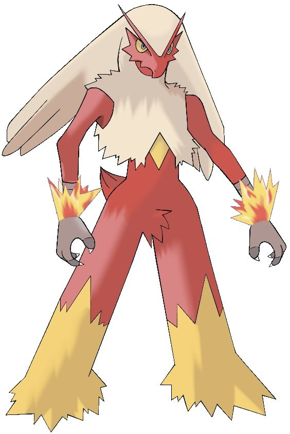 What is the strongest fire-type Pokemon? - Quora