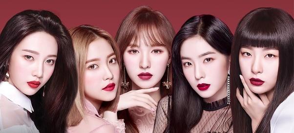 Which girl group do you prefer, BlackPink or Red Velvet? - Quora