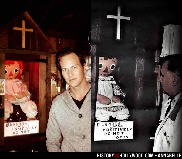 Can I Visit The Real Annabelle Doll