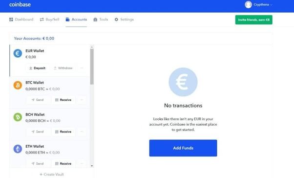 is coinbase a good wallet