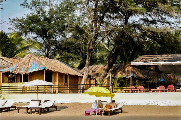 Exotic Beach Huts In Agonda South Goa A Resort Offering And Beautiful Host Of Amenities Perfect For Calm Tranquil Holiday