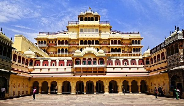 Tourist Places In Jaipur With Name