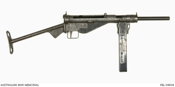 As the Sten Gun was so terrible, why was it not replaced