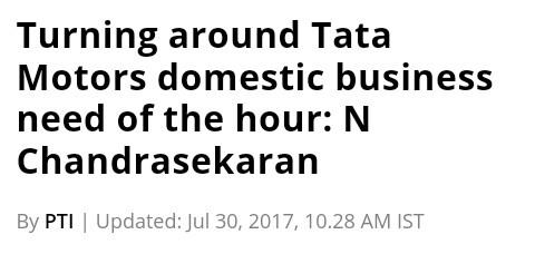 Tata Motors News Headline