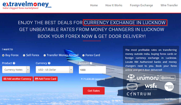 Simply Click On The Link Below And Enter Your Currency Exchange Requirement